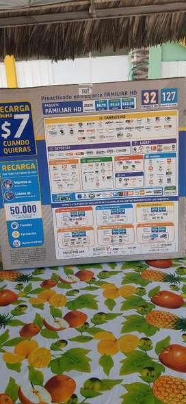Vendo Antena Nueva Hd 127 Canales