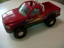 Camión Rojo De Juguete