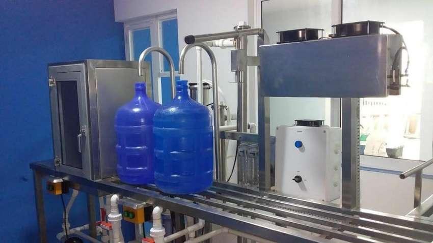 Sistema Purificador Agua 400 Botellones Día 0