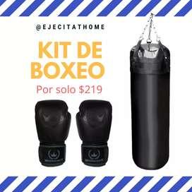 Promo Kit boxeo