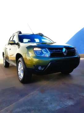 Renault Duster Oroch 4x2 (Cuotas Fijas Reales)