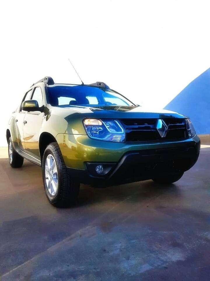 Renault Duster Oroch 4x2 (Cuotas Fijas Reales) 0