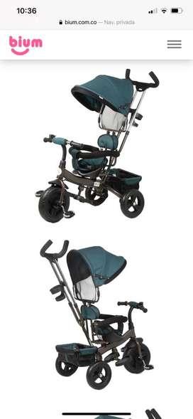 Triciclo bium nuevo