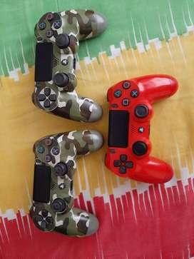 mandos de play 4