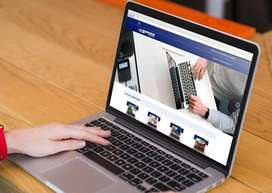 PÁGINA WEB ADMINISTRABLE para Emprendedores