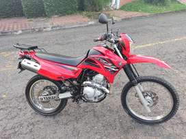 Vendo Yamaha XTZ250