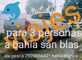 Viajes de Bahia a Bahía San Blas