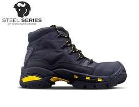 Botas SteelSeries Amarilla