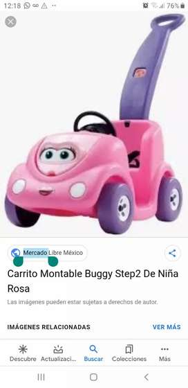 Carrito buggy