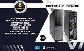 TORRE CORPORATIVA DELL OPTIPLEX 7010 CORE I5 DE 3GEN