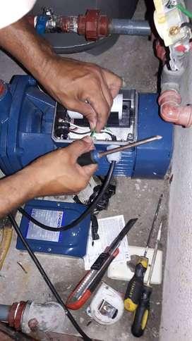 Tec. Electricista. 110-220v. serio y responsable trabajos, garantizados,
