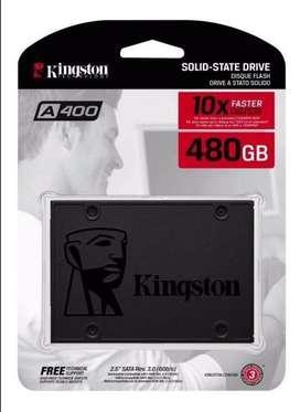 DISCO ESTADO SOLIDO 480 GB KINGSTON