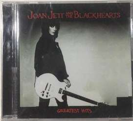 Joan Jett Greatest Hits Cd Nuevo