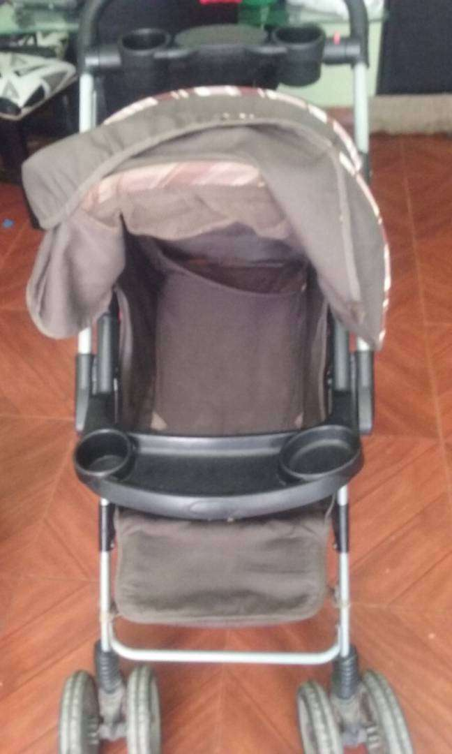 Coche bebe 0
