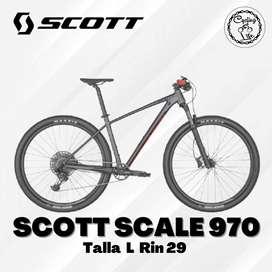 BICICLETA SCOOT SCALE 970