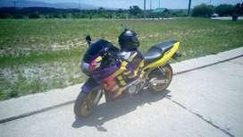 Honda Cbr 600 F3 97 Titular Muy Buen Estado!!