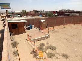 SOLUCIONES INMOBILIARIAS Vende Terreno de 600 m2  Peruarbo  Cerro Colorado