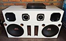 Audio car listo para instalar