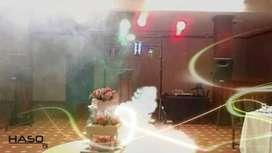 Alquiler De Sonido, Luces Cámara de humo y /o DJ