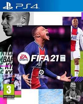 Fifa 21 DIGITAL PRIMARIO PS4