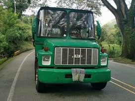 Bus Homologado para Chiva