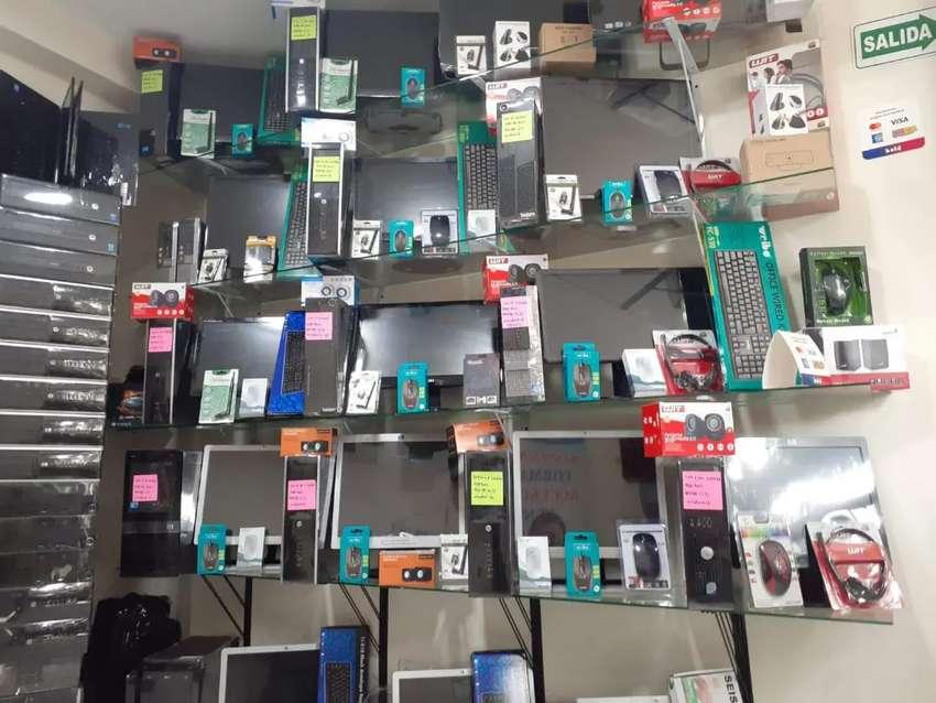 Computadores dell core i5 completo