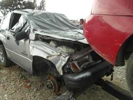 MATRICULA CANCELADA Repuestos Chevrolet Vitara