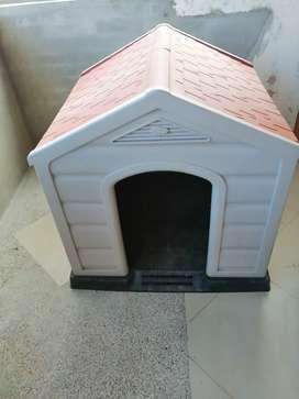Casa de perro grande marca rimax