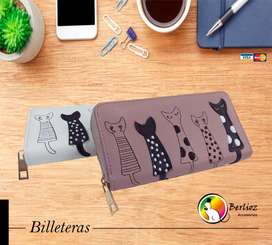 BILLETERA CATLOVERS