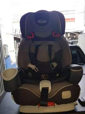 Oferta silla para carro marca Graco Nautilus