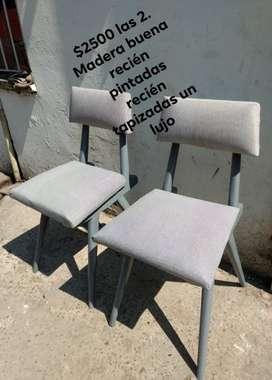 sillas de todooo