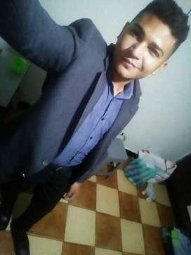 auxiliar de farmacia, experiencia de 2 años en Bogota...
