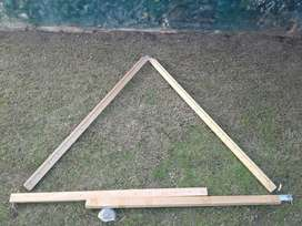 Telar Triangular Pashmina