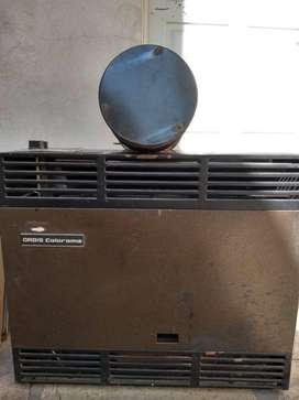 Calefactores, ORBIS tn, EMEGE tn y DURANDO tb