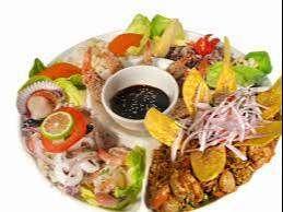 Cocinero - mariscos - pescados