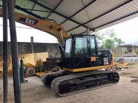 RETROEXCAVADORA CAT 312 D2L AÑO 2015