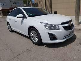 Vendo permuto financió Chevrolet cruze lt motor 1.8 nafta con 100mil klt inpecacble VTV grabados