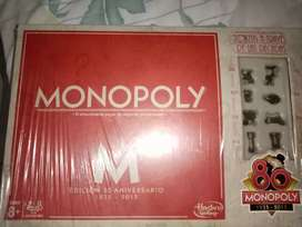 Vendo Juego monopoly