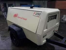 Compresora Ingersoll Rand 250 Cfm