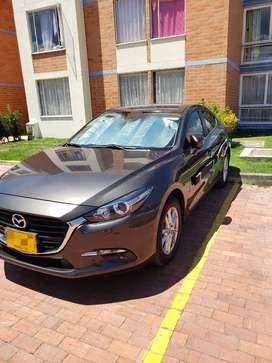 Mazda 3 Touring 2017 mecánico ( MT )