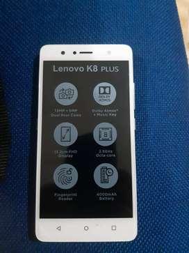 Celular Lenovo K8 Plus
