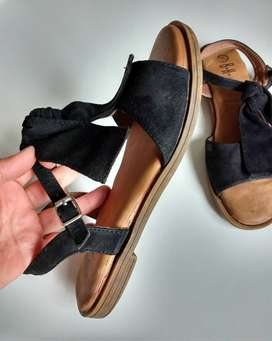 Sandalias de mujer talle 40 - ZPM2018 usadas a reparar capital federal oportunidad zapateros pegamento