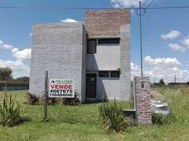 LAS TARDES, VIVIENDA A ESTRENAR =3 dormit -2 baños -amplio terreno