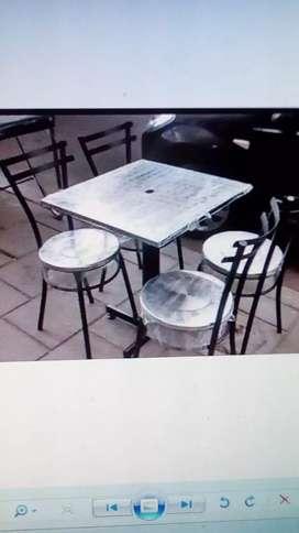 Te tenemos lo mejor de sillas y mesas para restaurante, bar
