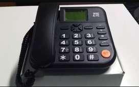 Vendo Teléfono Inalámbrico GSM ZTE WP659