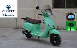 MOTOCICLETA SCOOTER E-BOT ROMA AUTOMATICA