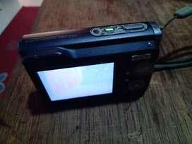 Cámara + cargador bateria cables