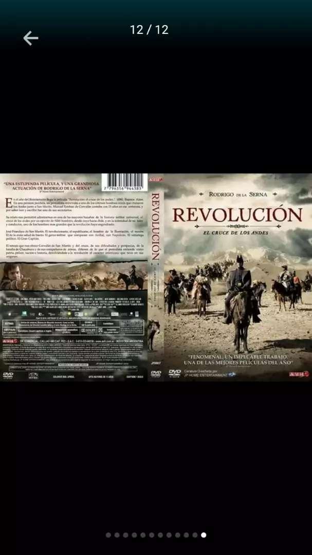 Vendo 14 documentales en DVD 0