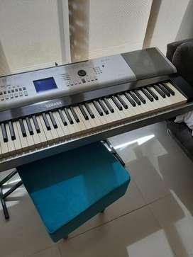 Piano Dgx 620 Tecla Pesada