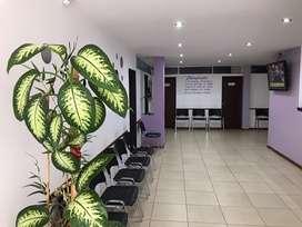 Clinica ,salon comercial , empresas